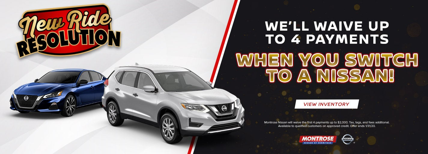 Nissan Make A Payment >> Hermitage Nissan Dealer In Hermitage Pa Youngstown Warren